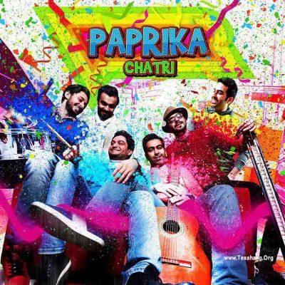متن آهنگ جدید پاپریکا به نام چتری