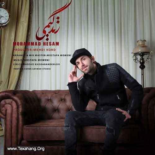 متن آهنگ زندگیمی محمد حسام
